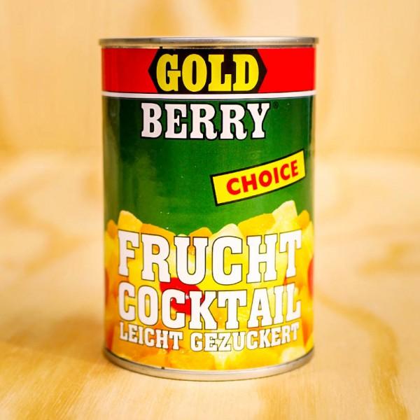 Fruitcocktail - 5 Frucht-Cocktail, leicht gezuckert