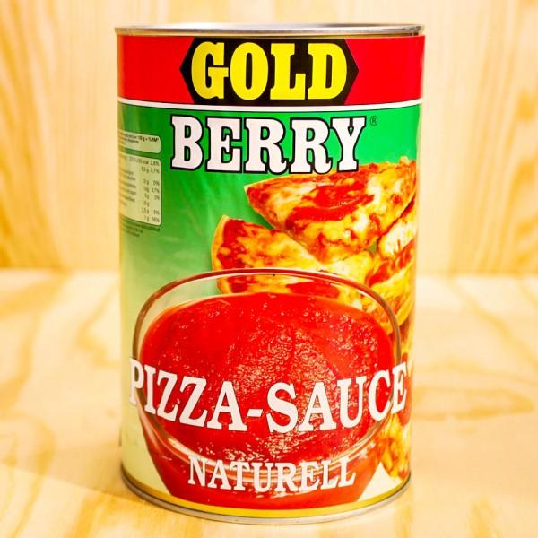Tomaten, Pizza-Sauce